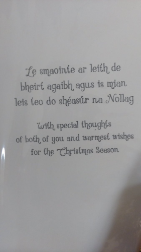 Tesco have apologised for messing up a translation in their irish pastedimage 63041 reheart Image collections