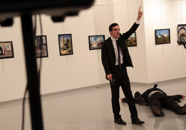 Turkey Russian Ambasador