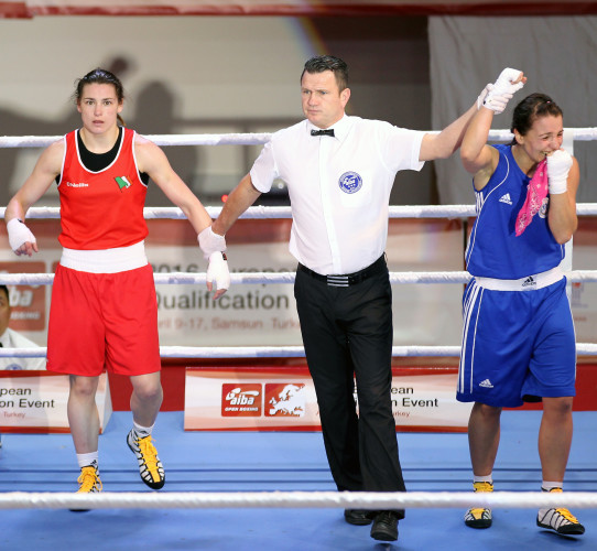 Yana Alexseevna is declared the winner