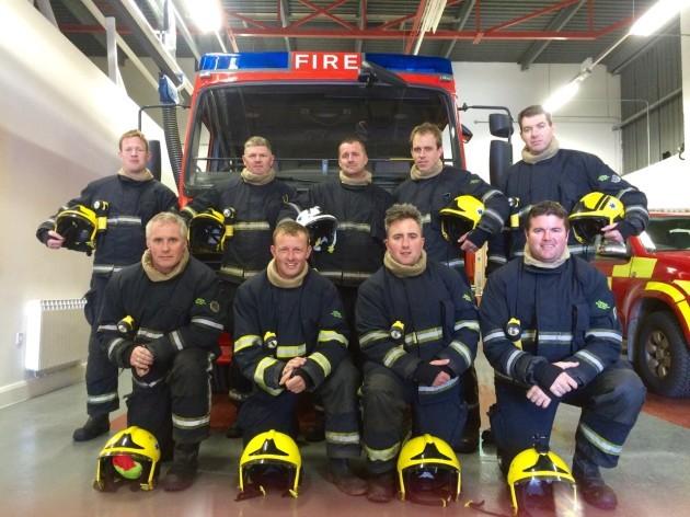 The Carraroe Firemen 3