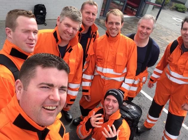 The Carraroe Firemen 4
