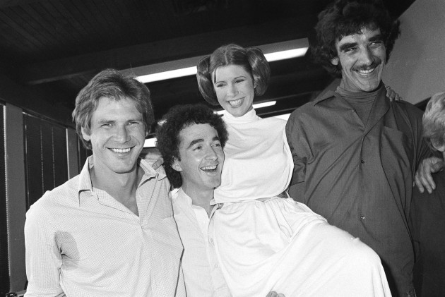 Star Wars Stars Reunited For Special