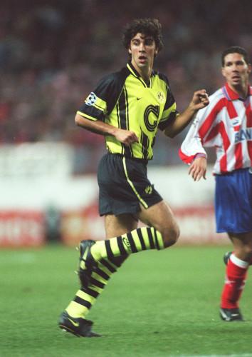 Soccer ... UEFA Champions League ... Atletico Madrid v Borussia Dortmund