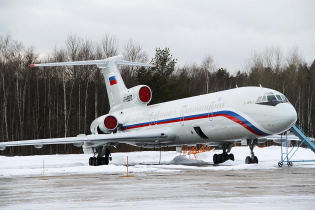 Russia Military Plane