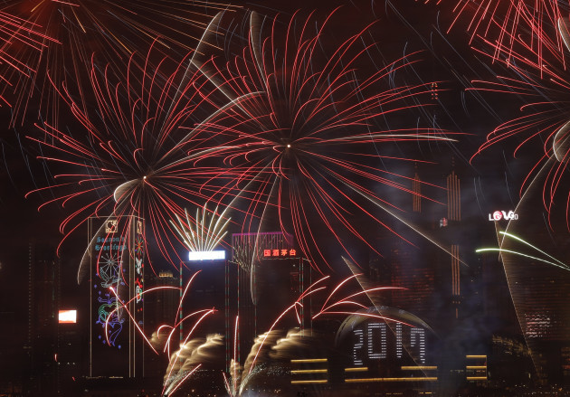 Hong Kong New Year