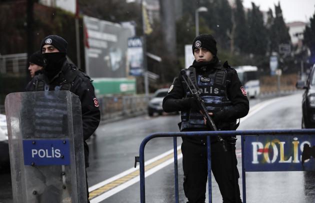 Turkey Attack