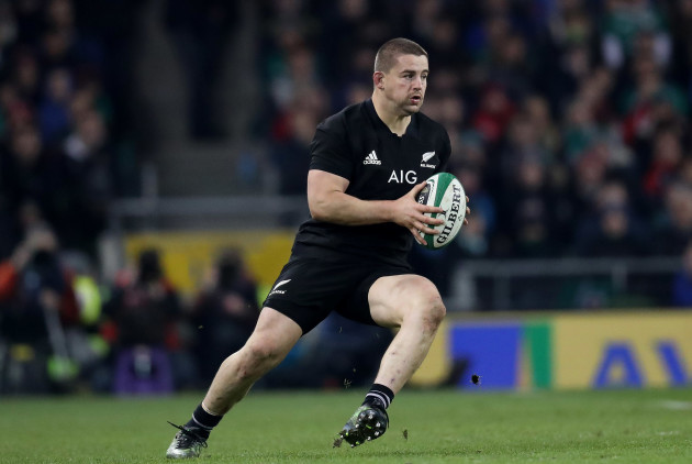 New Zealand All Blacks Dane Coles