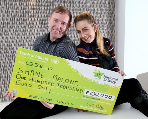 Shane Malone and Emma BrodiganSource: Mac Innes Photography