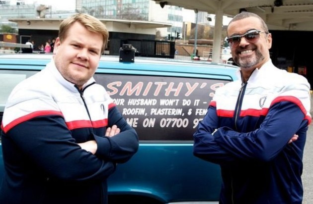 James Corden Delivers Heartfelt Tribute To 'Carpool Karaoke' Inspiration George Michael