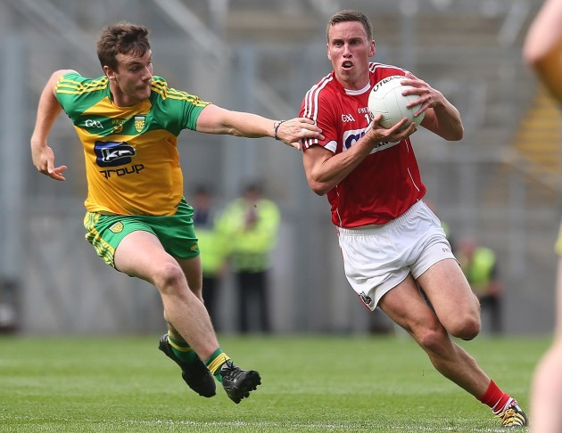 Leo McLoone and Paddy Kelly