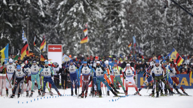Germany Biathlon World Cup