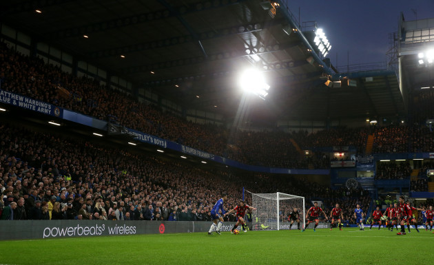 Chelsea v AFC Bournemouth - Premier League - Stamford Bridge
