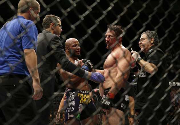 UFC 178 Mixed Martial Arts