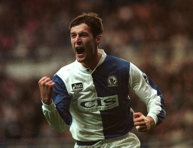 Soccer - FA Carling Premiership - Newcastle United v Blackburn Rovers