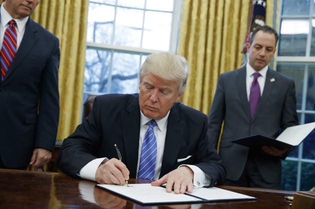 China Trump TPP Consequences