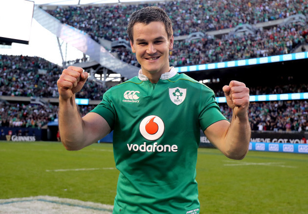 Eight Ulster players in Ireland squad for Six Nations