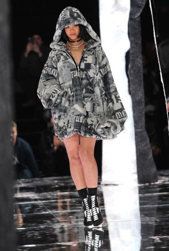 Fashion FENTY PUMA by Rihanna Fall 2016