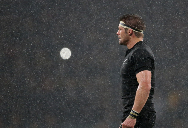 New ZealandÕs Richie McCaw