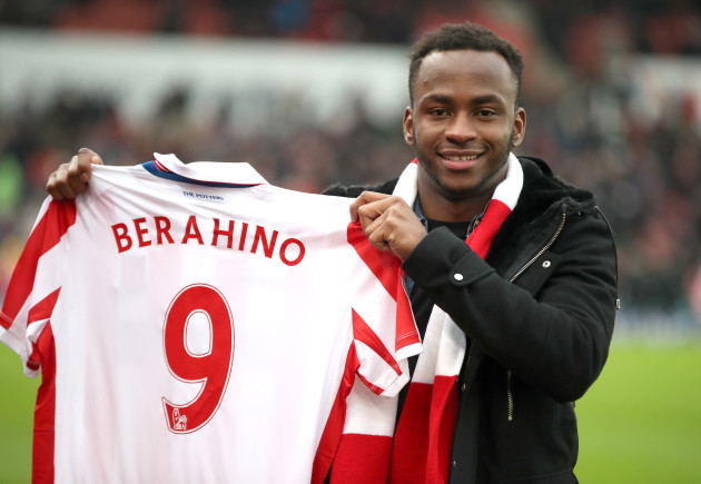 Saido Berahino file photo