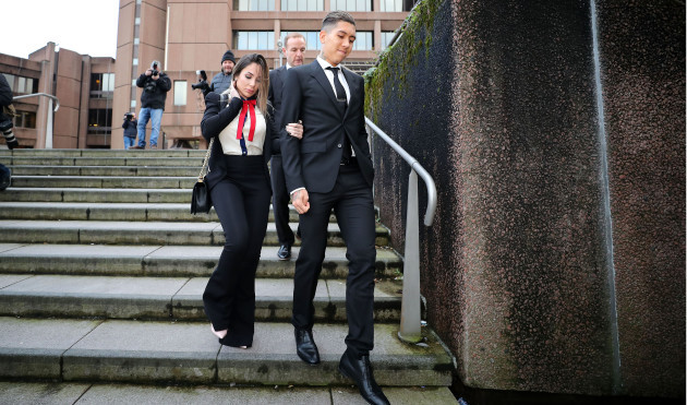 Roberto Firmino court case