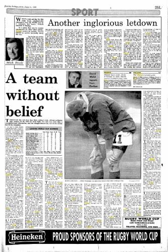 SindoJune 11 1995