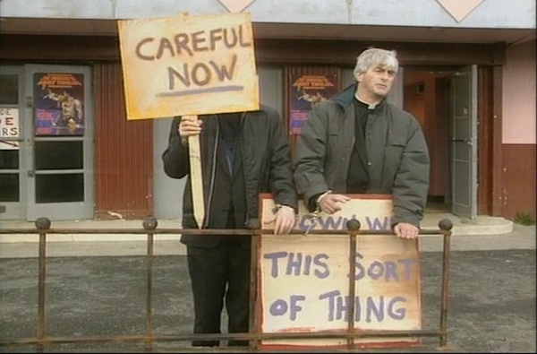 father-ted-careful-now