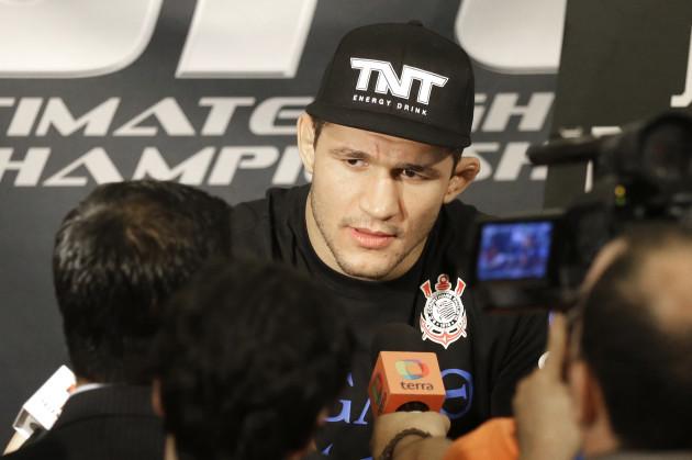 UFC 166 Mixed Martial Arts