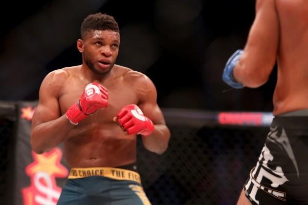 Bellator 134 MMA
