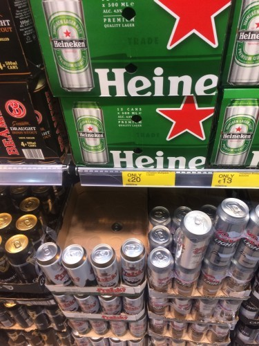 12 cans of Heineken for €20? This is how minimum pricing could affect your pocket | thejournal.ie