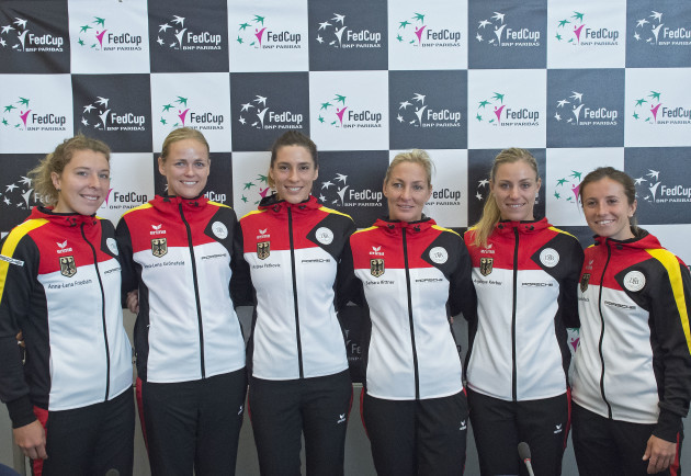Germany Tennis Fed Cup