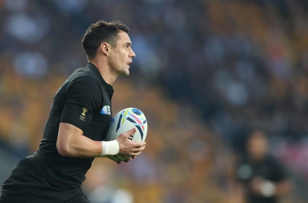 New ZealandÕs Dan Carter