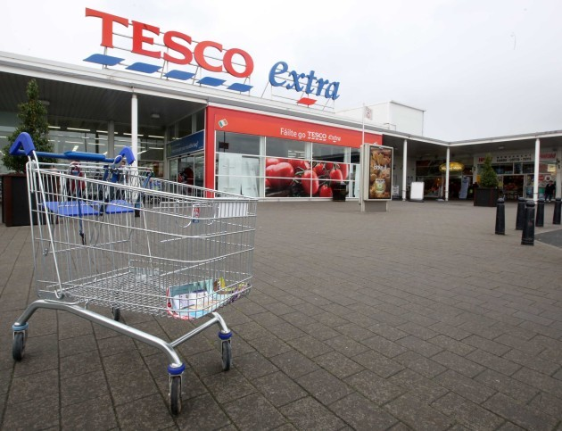 File Photo Tesco strike to go ahead tomorrow over plans by the company to reduce their pay and conditions.