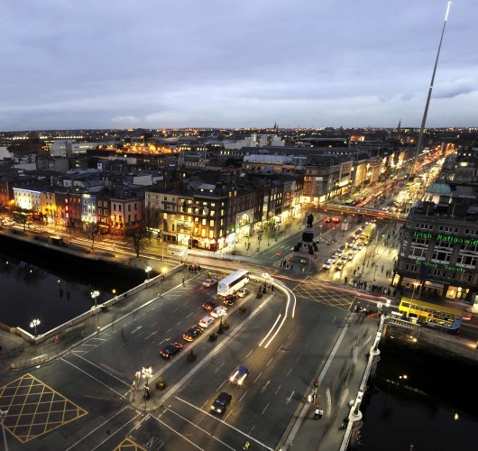 24/2/2009. Dublin City Scenes
