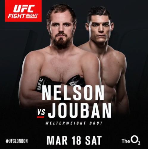Gunni UFC London
