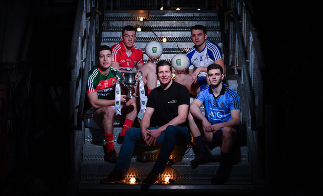 EirGrid GAA U21 Football Launch
