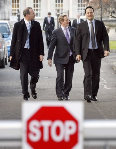 File Photo Fine Gael Leadership Crisis