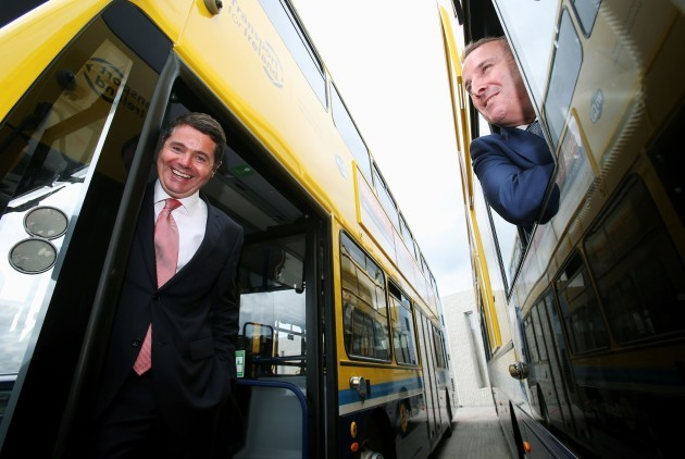 New buses for Dublin