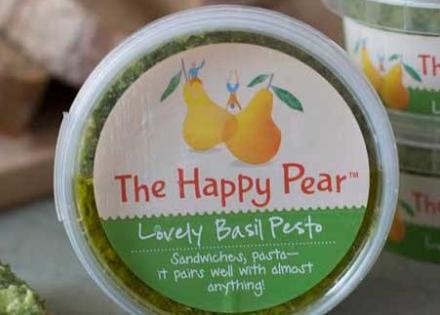 Happy Pear basil pesto