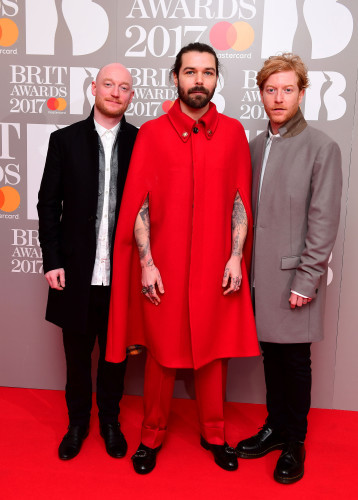 Brit Awards 2017 - Arrivals - London