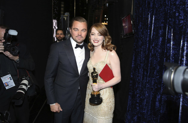 89th Academy Awards - Backstage