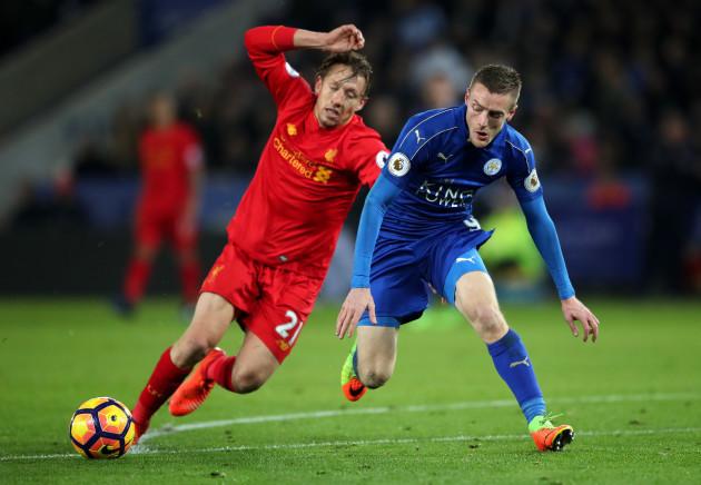 Leicester City v Liverpool - Premier League - King Power Stadium