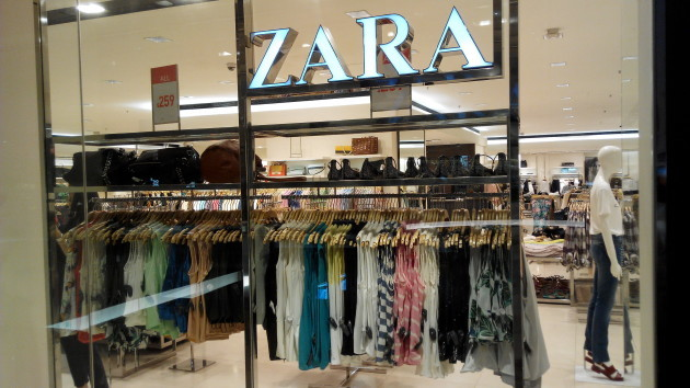 Zara criticized for skinny models in 'curves' campaign