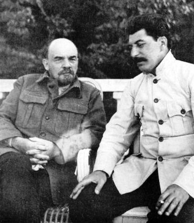 File:Lenin and stalin crop.jpg - Wikimedia Commons