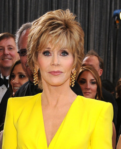 Jane Fonda interview