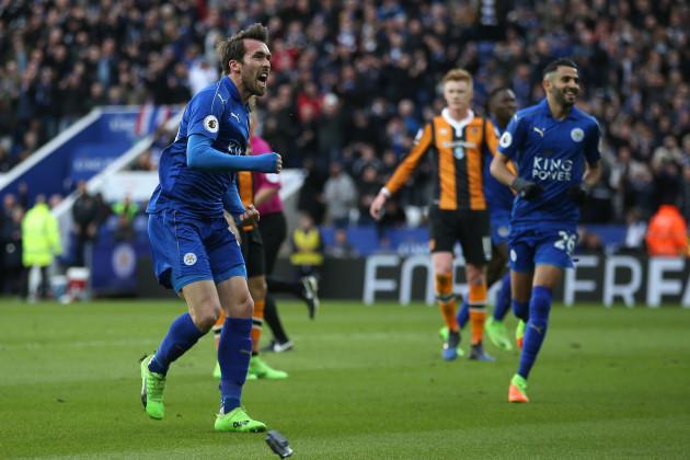 Leicester City v Hull City - Premier League - King Power Stadium