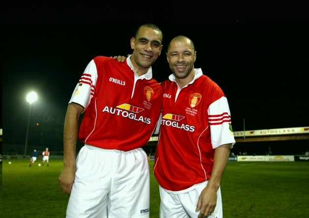Paul Osam and Paul McGrath DIGITAL