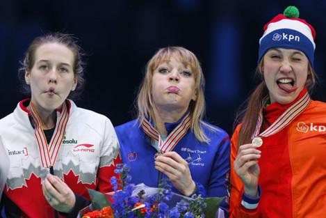 Netherlands Short Track Worlds