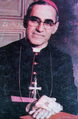 El Salvador Slain Archbishop