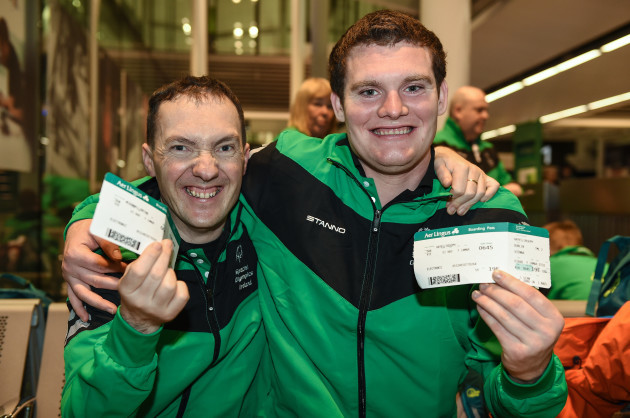 Team Ireland depart for 2017 Special Olympics World Winter Games