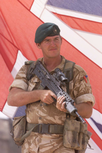 Alexander Blackman court case